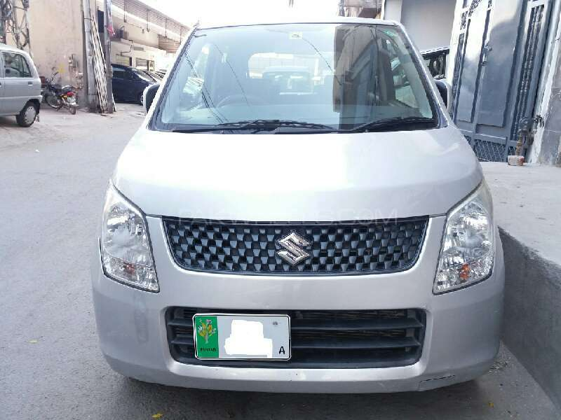 Suzuki Wagon R 2009 Image-1