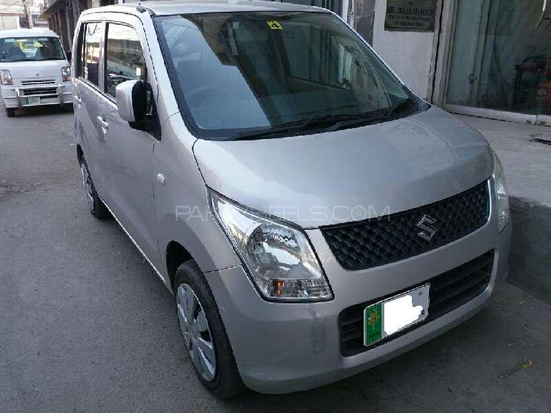 Suzuki Wagon R 2009 Image-2