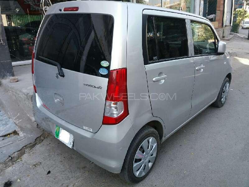 Suzuki Wagon R 2009 Image-3
