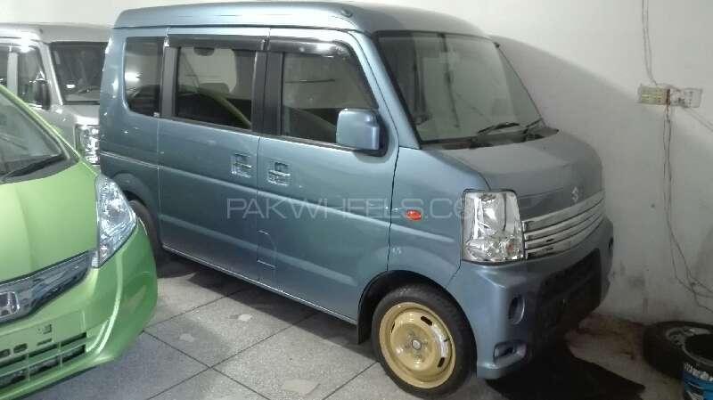 Suzuki Every Wagon JP 2013 Image-2