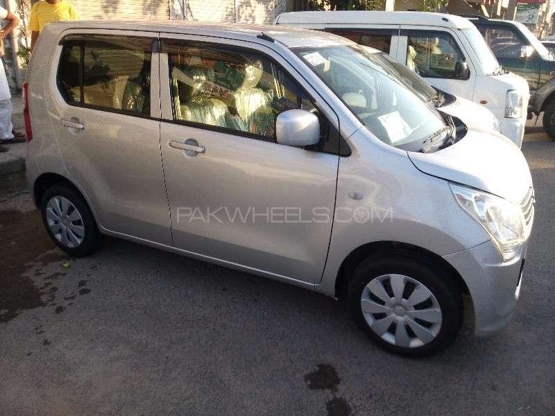 Suzuki Wagon R 2014 Image-3