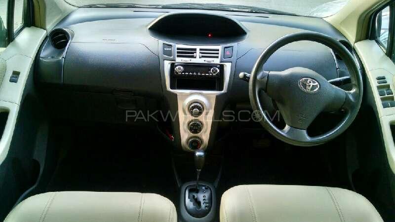 Toyota Vitz 2007 Image-2