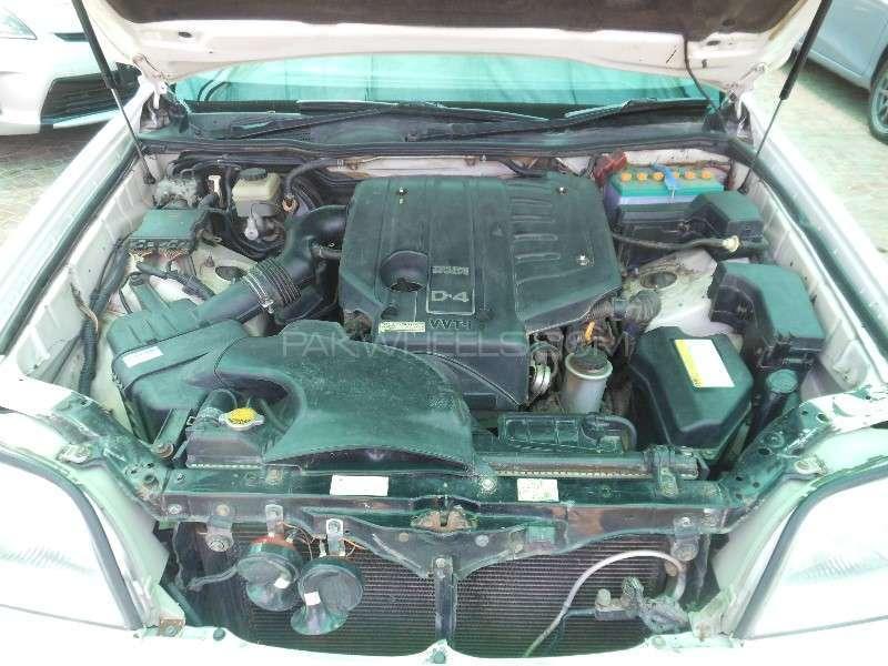 Toyota Crown Athlete 2003 Image-17