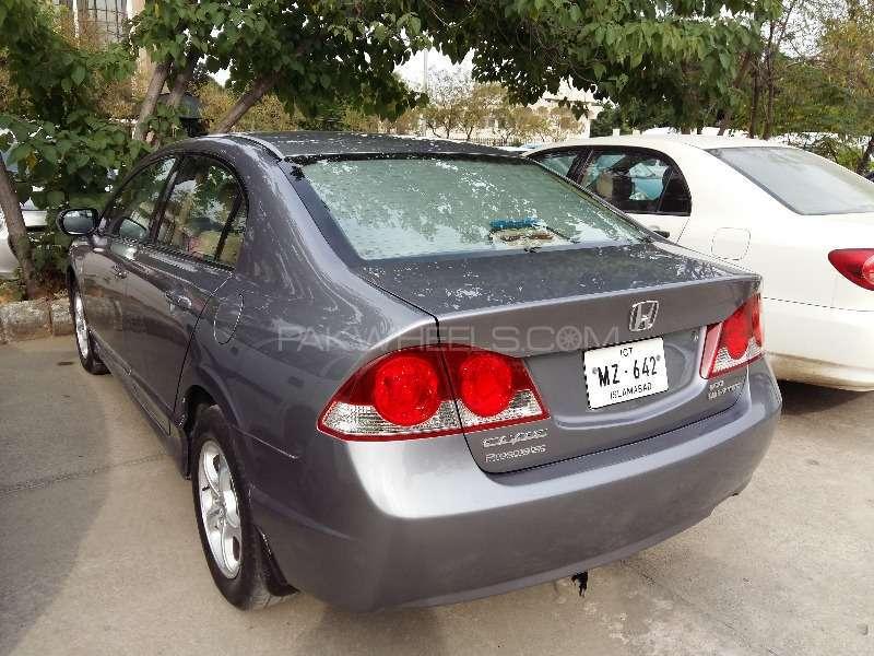 Honda Civic VTi Prosmatec 1.8 i-VTEC 2008 Image-10