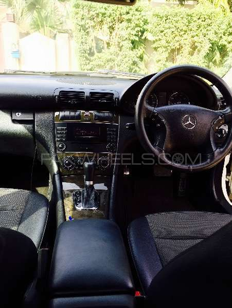Mercedes Benz C Class C180 2006 Image-8