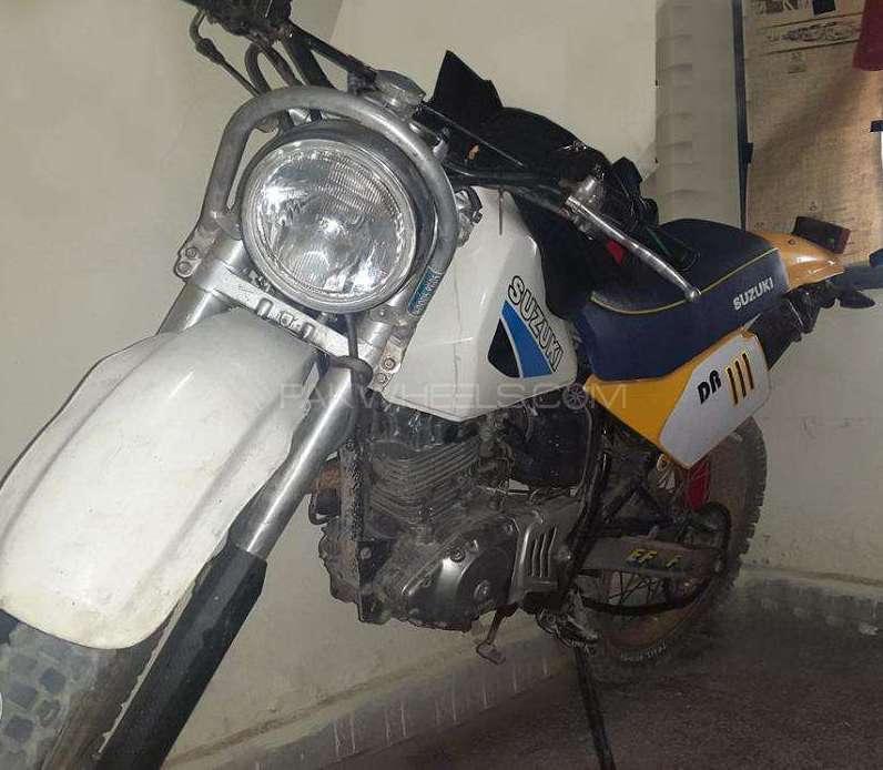 Used Suzuki Dr200se 2000 Bike For Sale In Islamabad