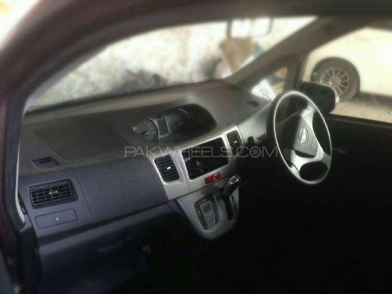 Daihatsu Move Custom X 2012 Image-3