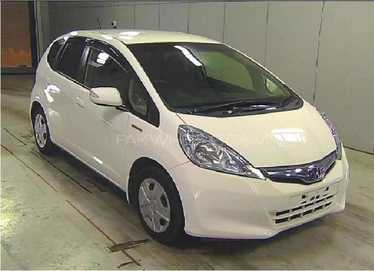 Honda Fit 13G 2012 Image-1