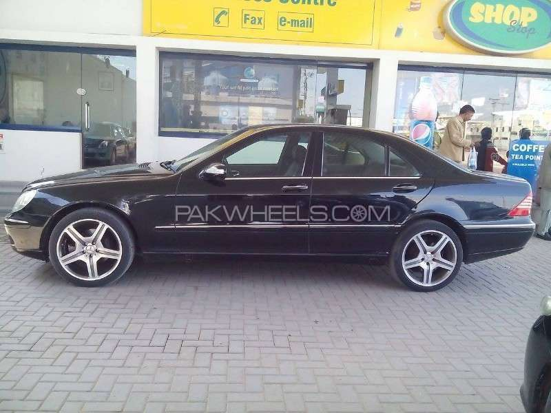 Mercedes benz s class s350 2005 for sale in islamabad for Mercedes benz s class 2005 for sale