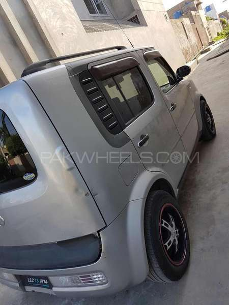Nissan Cube 2007 Image-9