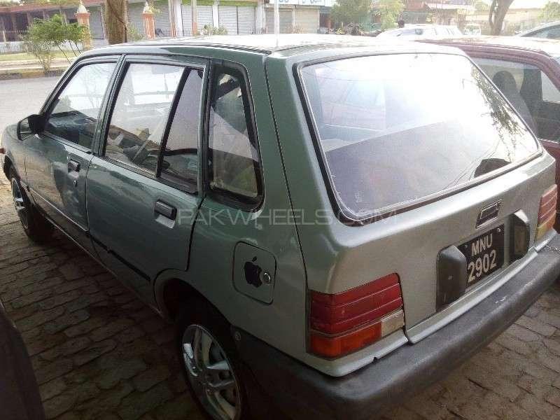 Suzuki Khyber GA 1996 Image-4