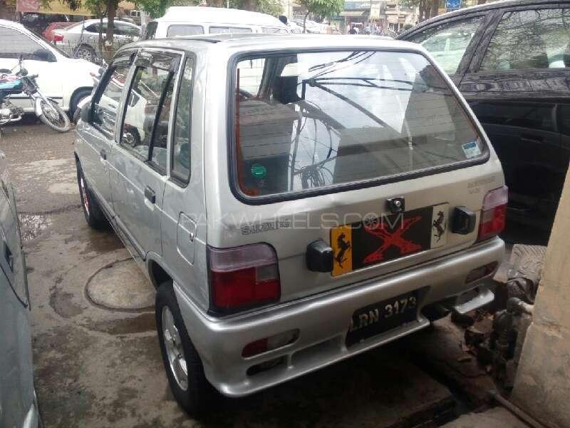 Suzuki Mehran 2003 Image-2