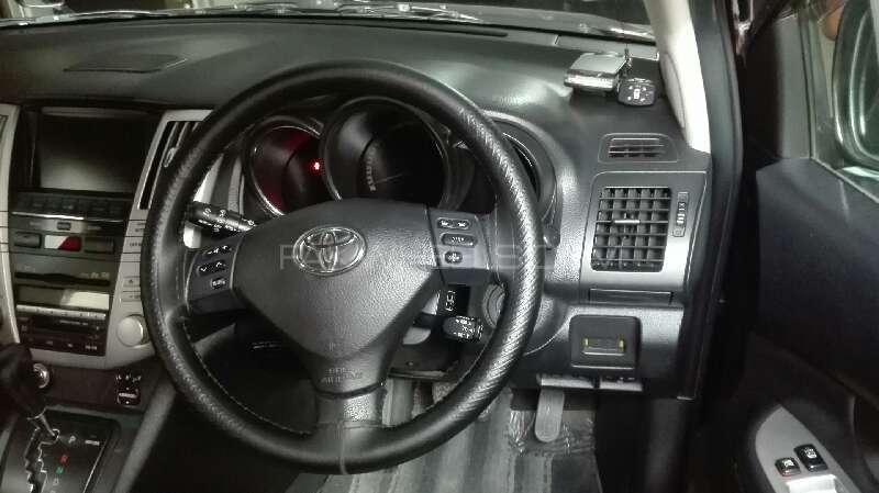 Toyota Harrier 2008 Image-6