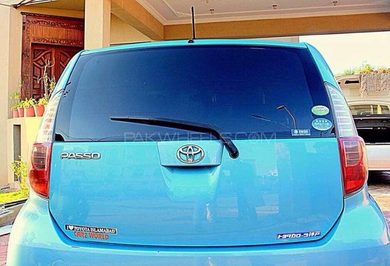 Toyota Passo G 1.0 2007 Image-6