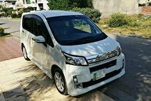 Used Daihatsu Move Custom RS SA 2013
