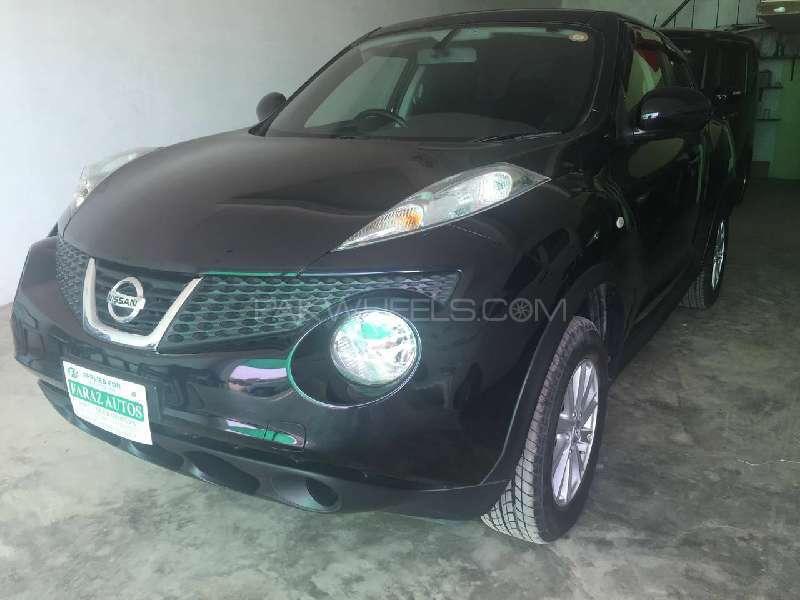 Nissan Juke 2010 Image-2