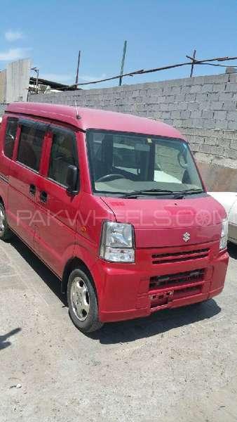Suzuki Every Wagon JP 2014 Image-3