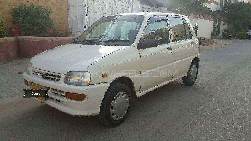 Daihatsu Cuore CX Eco 2002 Image-3