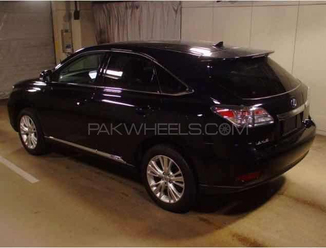 Lexus RX Series 450H 2011 Image-2