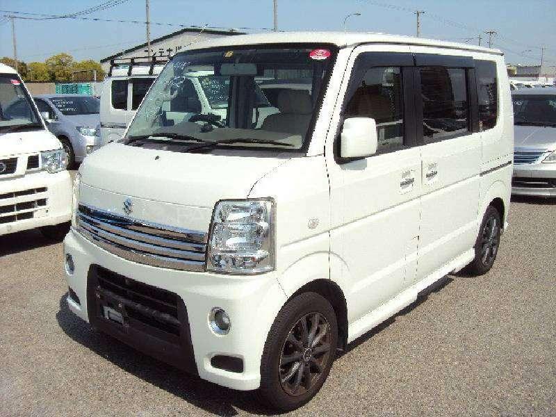 Suzuki Every Wagon PZ Turbo Special 2011 Image-3