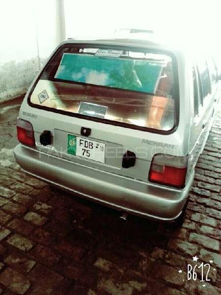 Suzuki Mehran VXR (CNG) 2010 Image-3