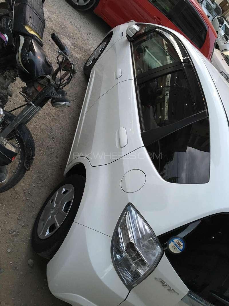 Honda Fit Hybrid Navi Premium Selection 2012 Image-6
