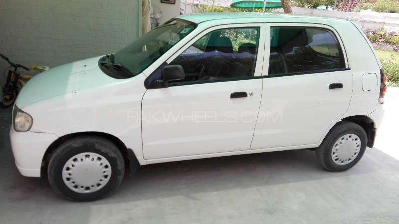 Suzuki Alto VXR 2006 Image-5