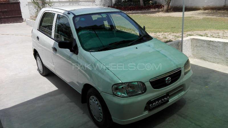 Suzuki Alto VXR 2006 Image-6