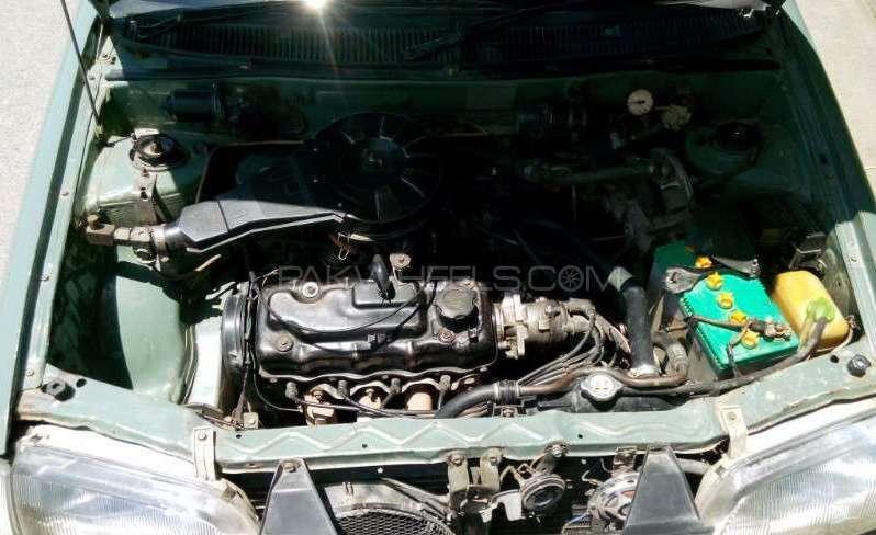 Suzuki Margalla GLX 1994 Image-6