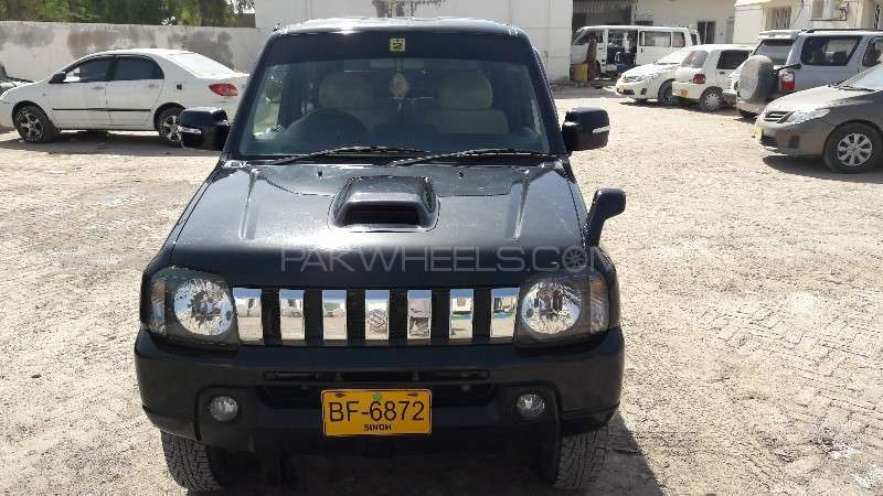 suzuki jimny 2015 for sale in dadu pakwheels. Black Bedroom Furniture Sets. Home Design Ideas