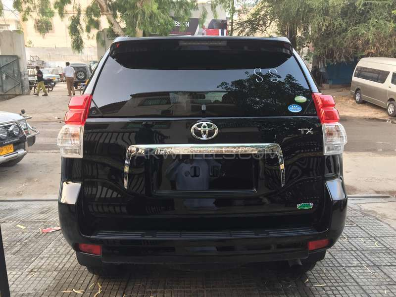 Toyota Prado TX Limited 2.7 2012 Image-5