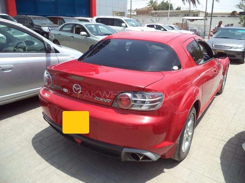Mazda RX8 Type S 2004 Image-3