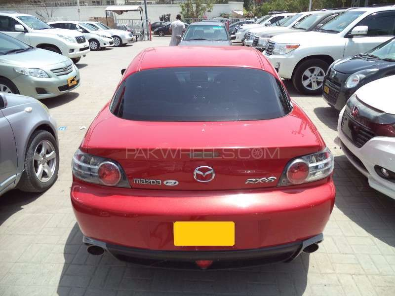 Mazda RX8 Type S 2004 Image-4