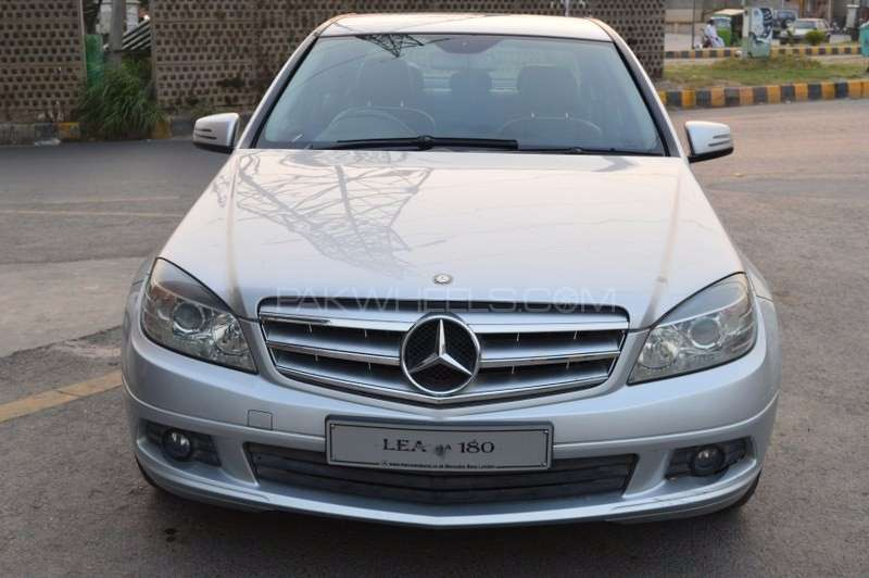 Mercedes benz c class c180 2008 for sale in lahore pakwheels for 2008 mercedes benz c350 for sale