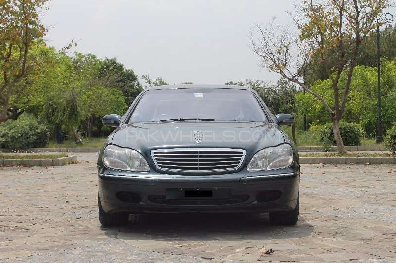Mercedes benz s class s280 2002 for sale in islamabad for Mercedes benz s280 for sale