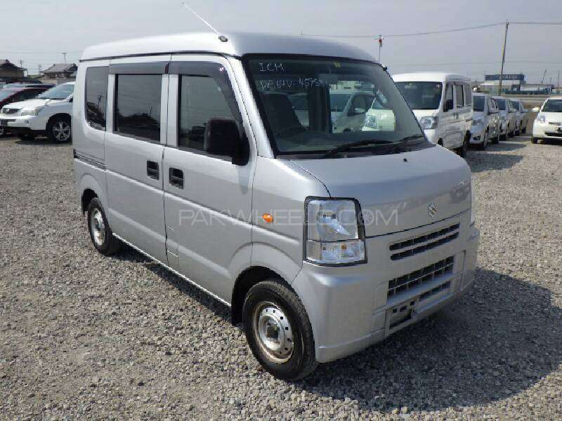 Suzuki Every PA 2011 Image-11