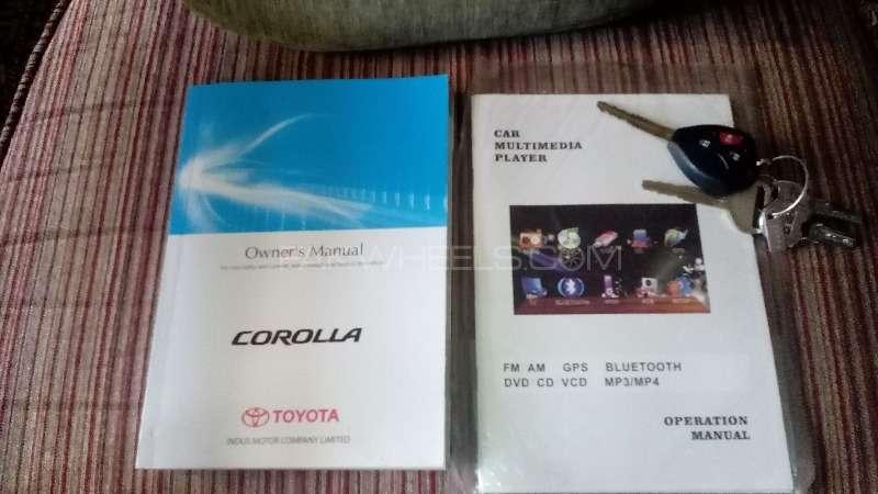 Toyota Corolla Altis Cruisetronic 1.6 2012 Image-5