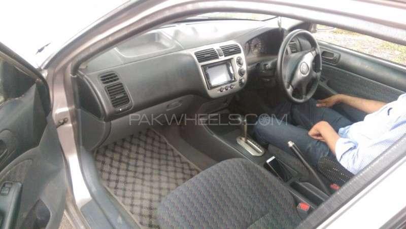 Honda Civic VTi Oriel Prosmatec 1.6 2002 Image-11
