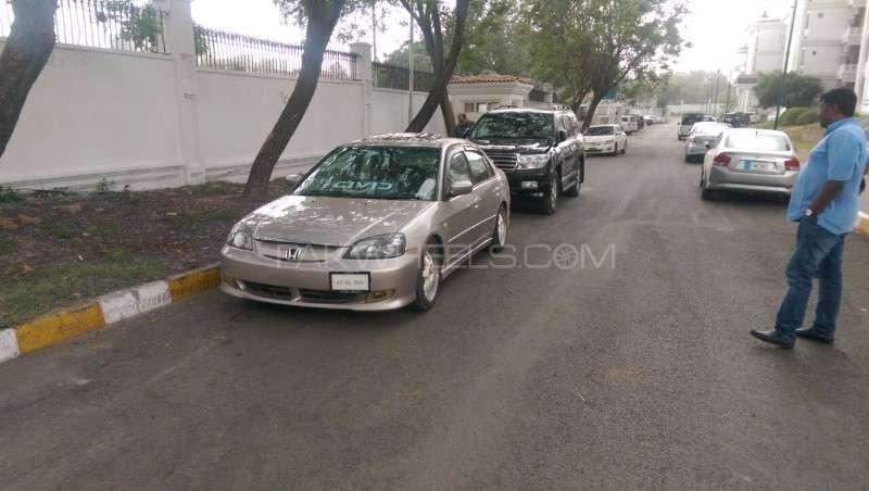 Honda Civic VTi Oriel Prosmatec 1.6 2002 Image-12