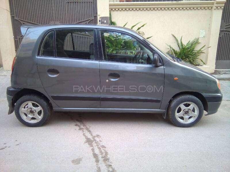 Hyundai Santro Exec 2004 Image-3