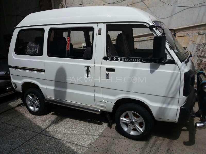 Suzuki Bolan VX Euro II 2013 Image-3