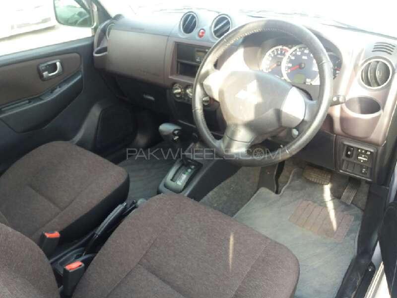 Mitsubishi Pajero Mini 2012 Image-7