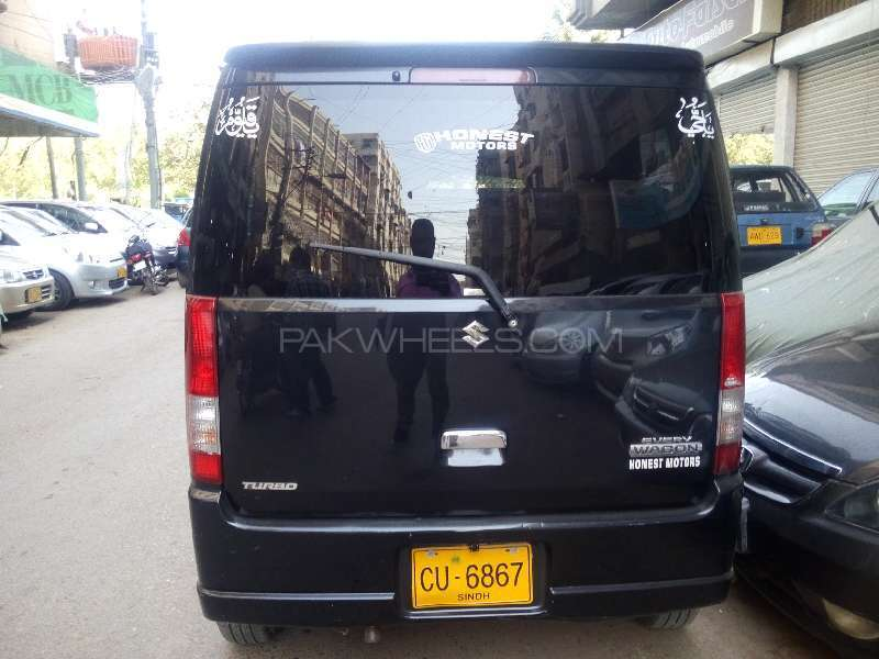 Suzuki Every Wagon 2009 Image-8
