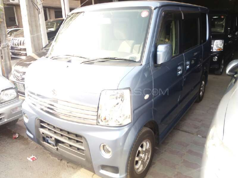 Suzuki Every Wagon 2012 Image-2
