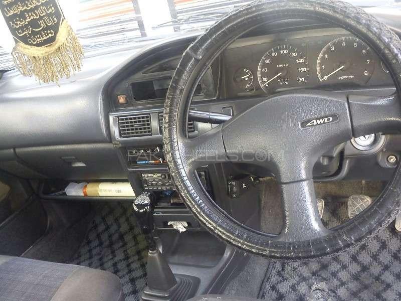 Toyota Corolla XL 1987 Image-7