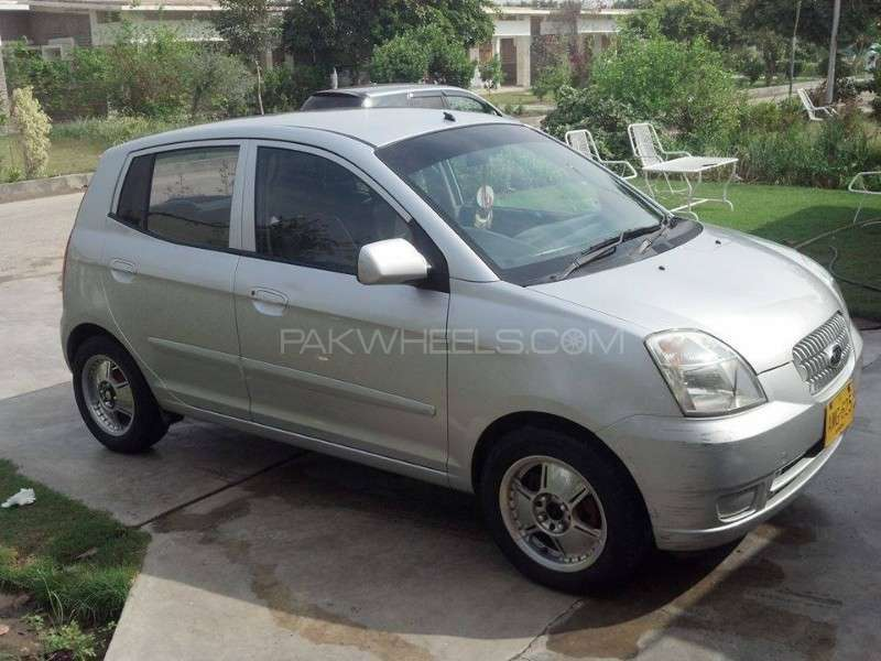 kia picanto 2006 for sale in sukkur pakwheels. Black Bedroom Furniture Sets. Home Design Ideas