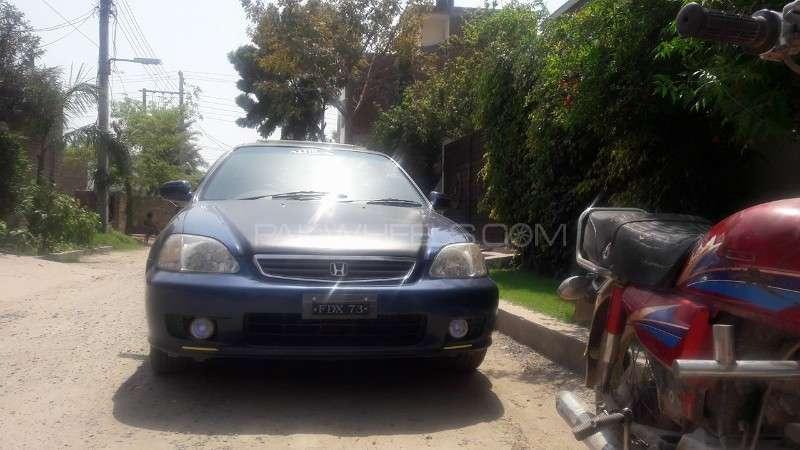 Honda Civic VTi Oriel UG 1.6 2000 Image-3