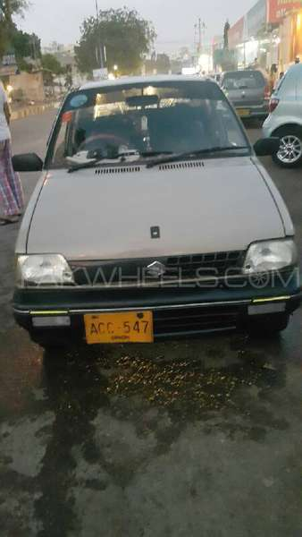 Suzuki Mehran VX (CNG) 1999 Image-1
