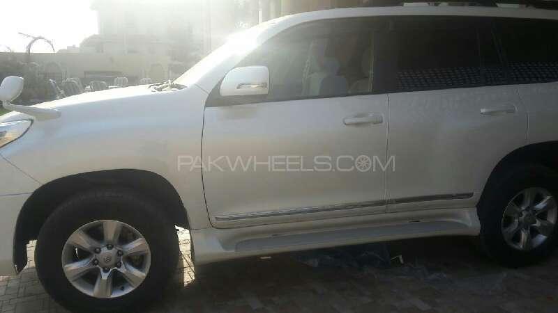 Toyota Prado TX 2.7 2013 Image-3