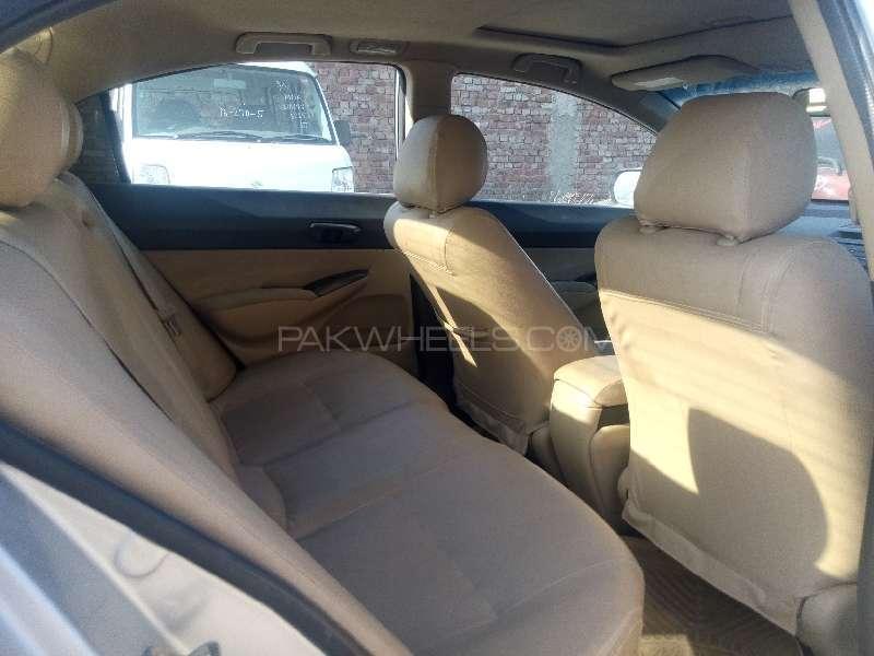 Honda Civic VTi Oriel Prosmatec 1.8 i-VTEC 2009 Image-9
